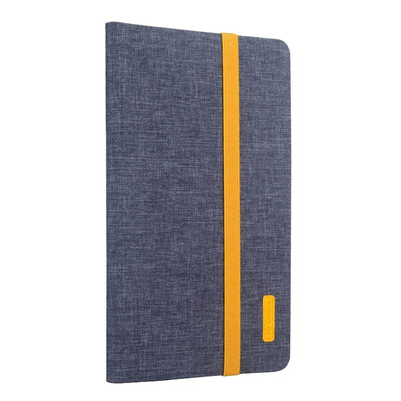 mediapad m3 business case with yellow elements silicone transparent housing and 2 stand Olive ash: