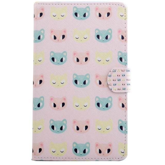 galaxy tab a 7 0 2016 case 2 Cartoon cat: