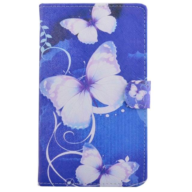 galaxy tab a 7 0 2016 case 2 Fantasy butterfly:
