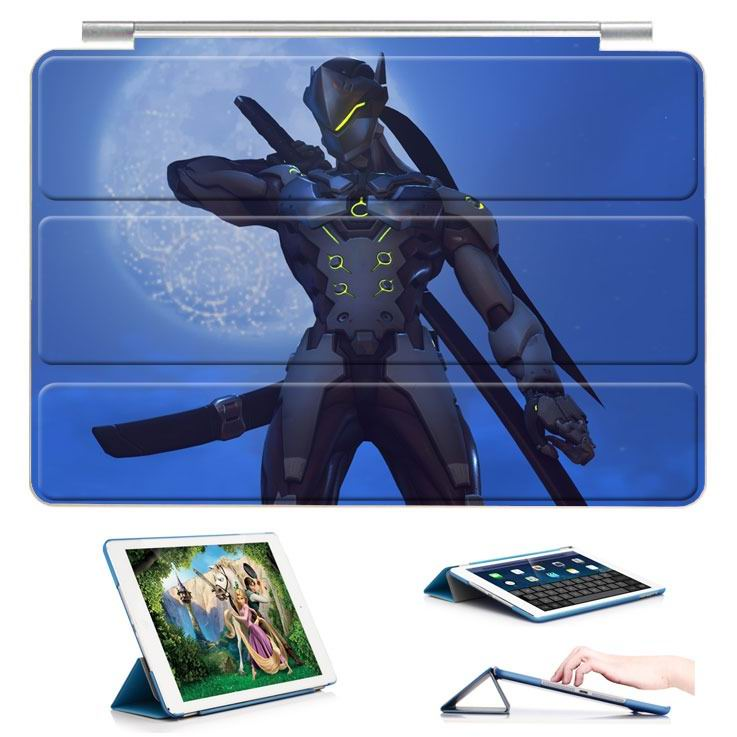 ipad air 2 case 5 Swordsman Genji: