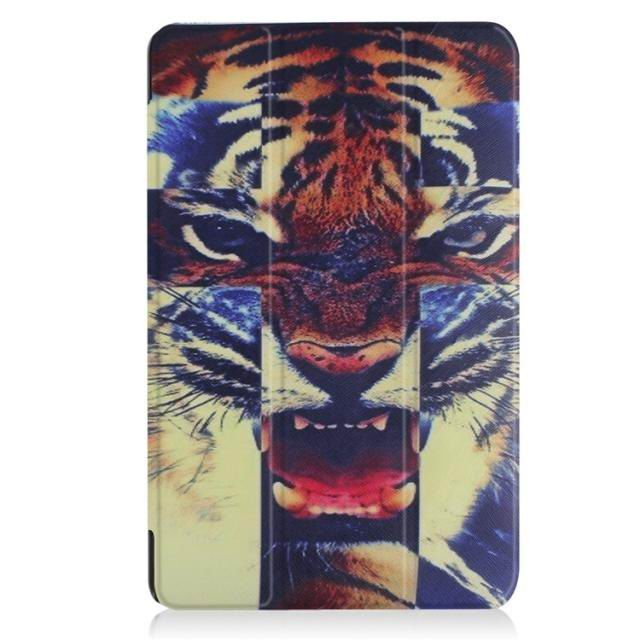 galaxy tab a 10 1 2016 case with a huge collection of pictures and 3 stand tiger: