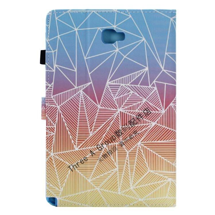 galaxy tab a 10 1 s pen 2016 case with a large assortment of drawings 2 stand holder