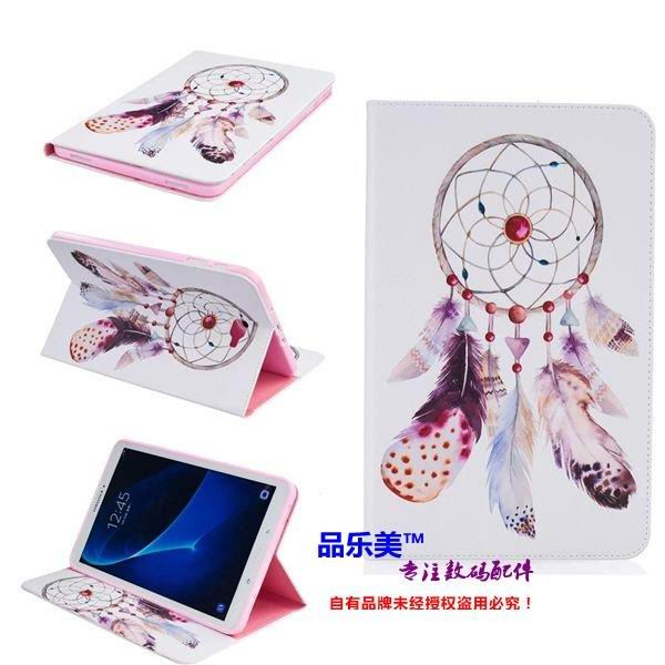 galaxy tab a 10 1 2016 case with a variety of images plastic housing and 2 stand 9: