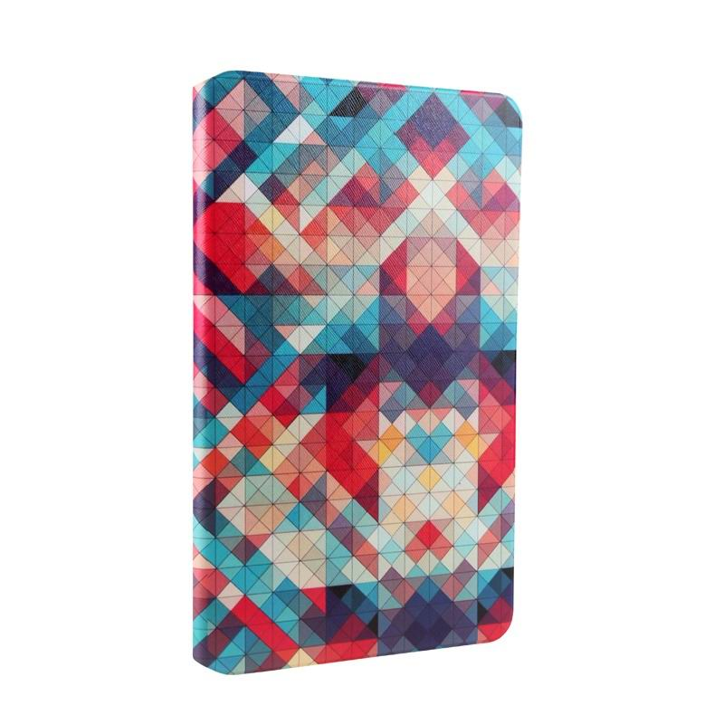 mediapad m2 10 case with cute pictures 2 stand and silicone body 2 colorful grid: