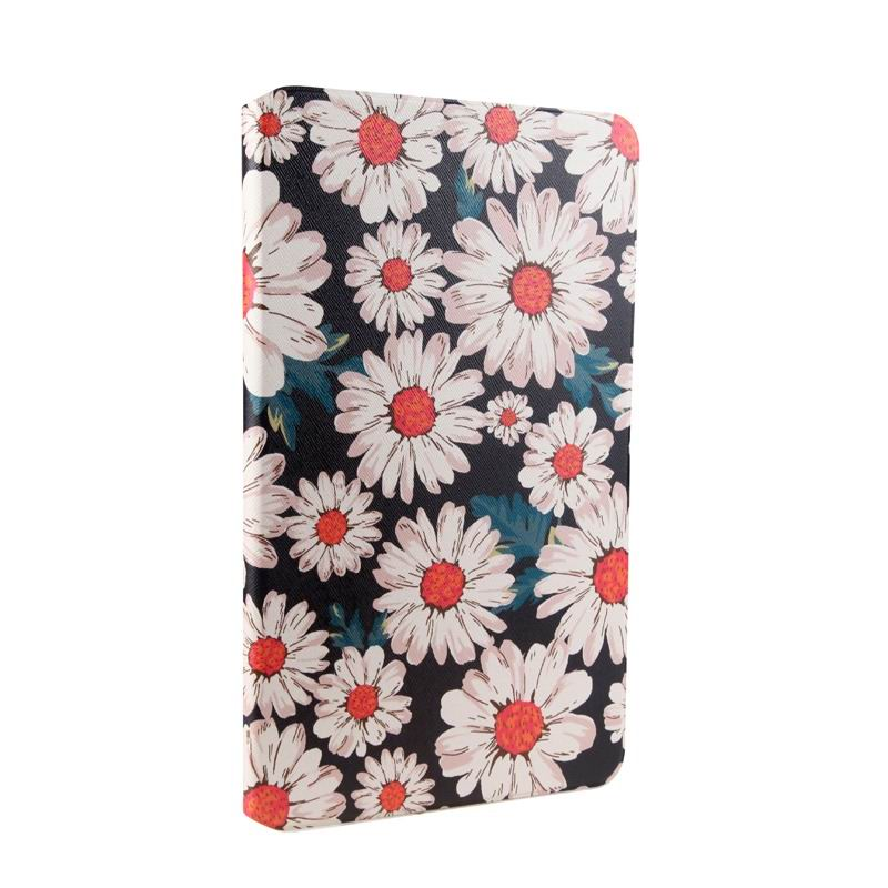 mediapad m2 10 case with cute pictures 2 stand and silicone body 2 white flowers: