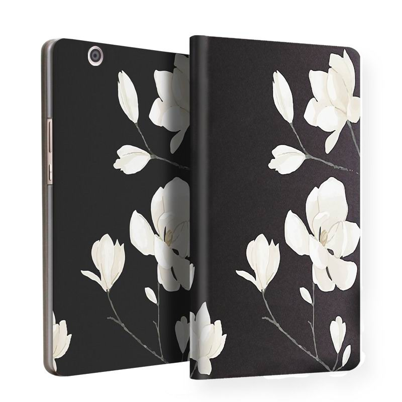 mediapad m3 case with cute pictures and 2 stand Jasmine: