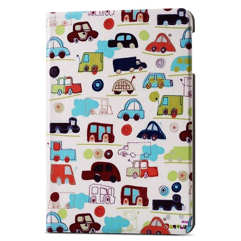 ipad air 2 case with different nice pictures with 2 stand and hard body Car: