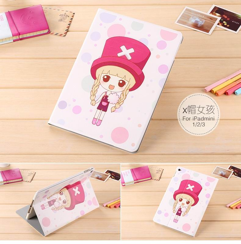 ipad air 2 case with different nice pictures with 2 stand and hard body