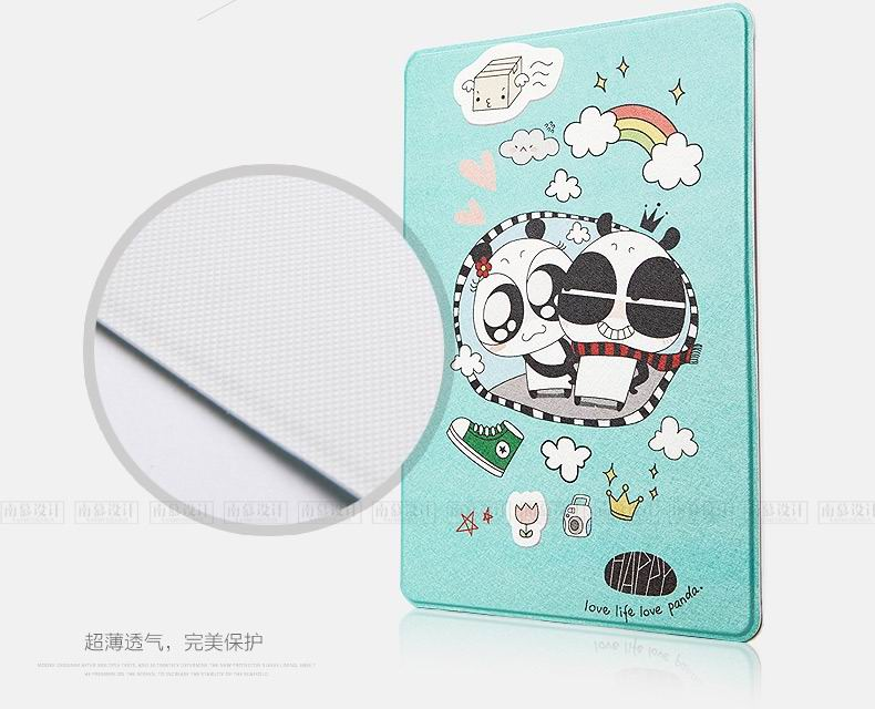 ipad air 2 case with funny pictures 2 stand and plastic body
