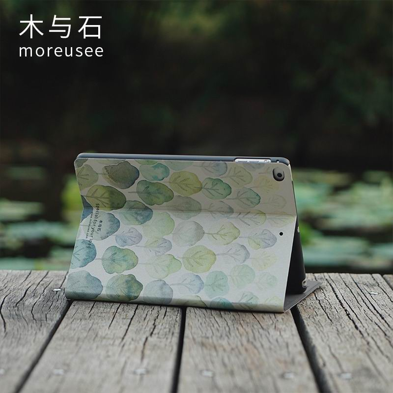 ipad air 2 case with gentle pattern with 2 stand and plastic housing inside 3: