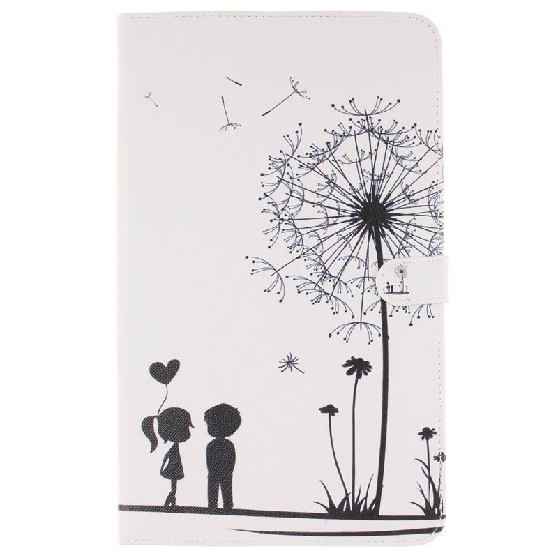 galaxy tab a 10 1 2016 case with the ability to select a drawing with 2 stand and plastic body 1: