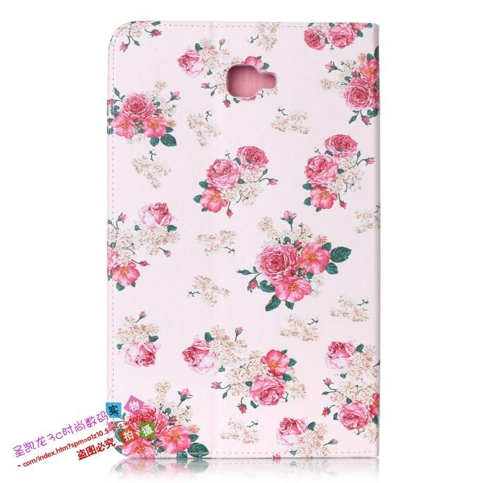 galaxy tab a 10 1 2016 cute case with a huge selection of pictures 2 stand and plastic body