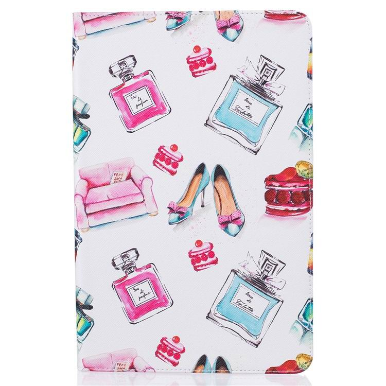 galaxy tab a 10 1 s pen 2016 cute case with a wide selection of bright illustrations 2 stand and card slots 11: