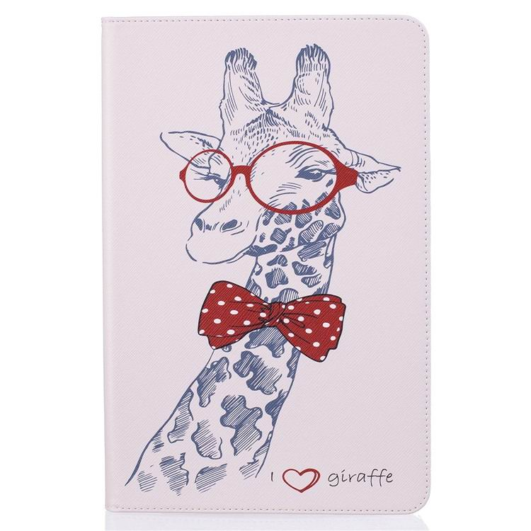 galaxy tab a 10 1 s pen 2016 cute case with a wide selection of bright illustrations 2 stand and card slots 5: