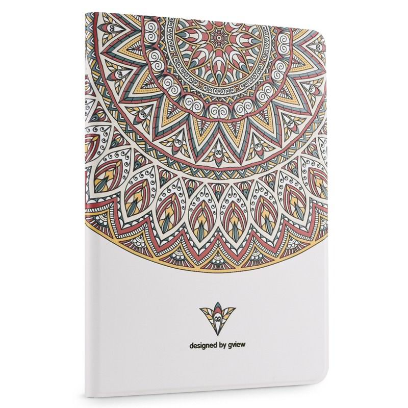 ipad air 2 cute case with a wide variety of illustrations 2 stand and plastic body Totem: