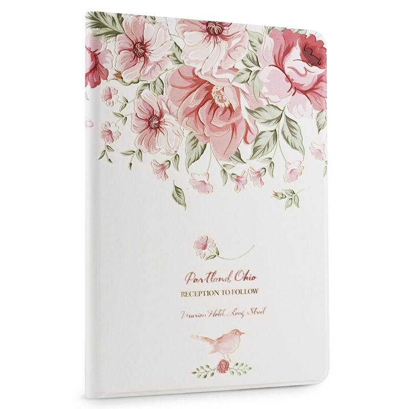 ipad air 2 cute case with a wide variety of illustrations 2 stand and plastic body rose Monroe: