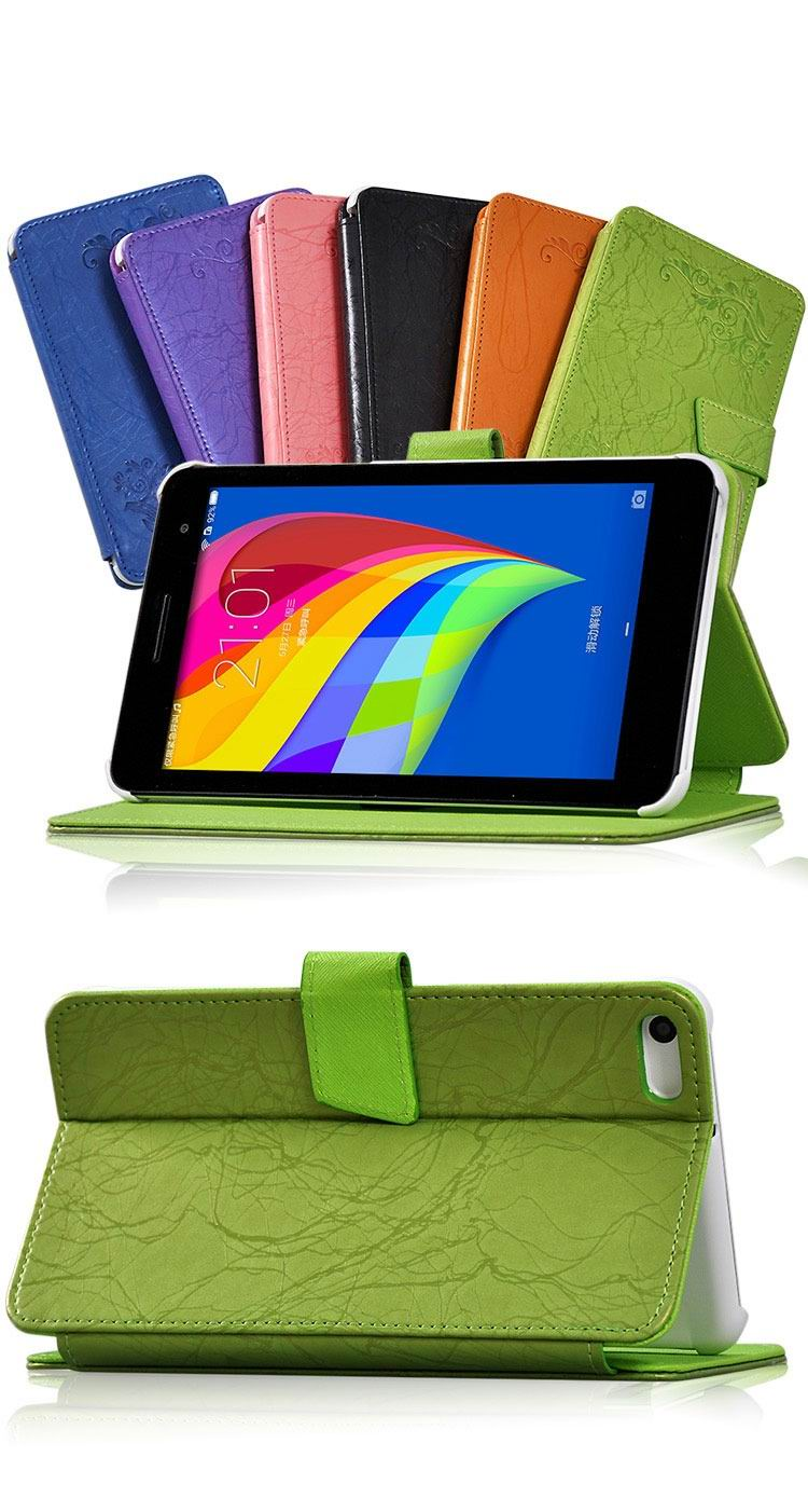 mediapad t1 70 plus monochromatic case with a pattern of branches and with plastic white body