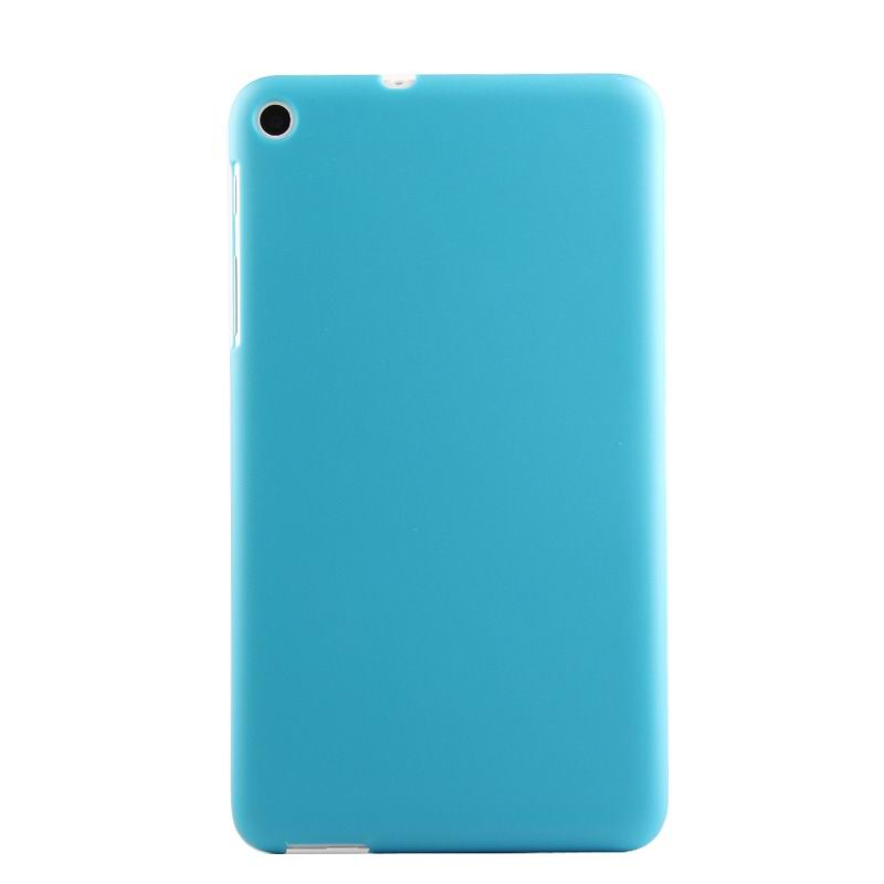 mediapad t1 70 plus monochromatic cover of plastic Sky blue: