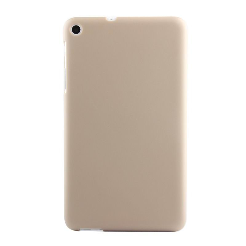 mediapad t1 70 plus monochromatic cover of plastic Tyrant gold:
