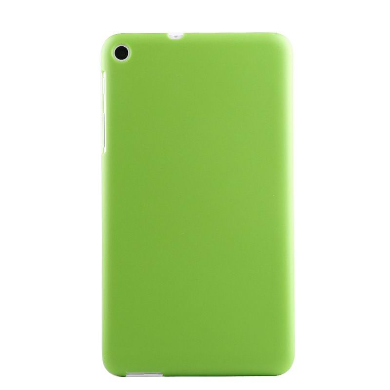mediapad t1 70 plus monochromatic cover of plastic Apple green: