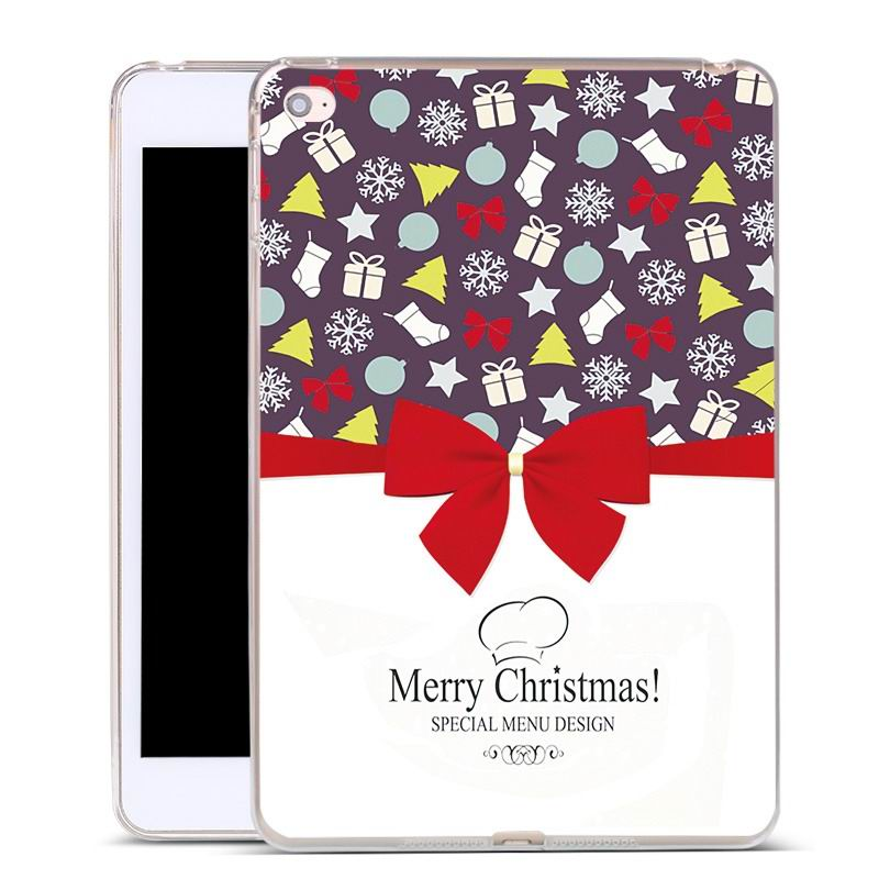 ipad air 2 silicone cover Christmas: