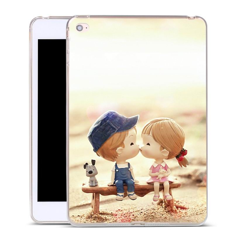 ipad air 2 silicone cover love: