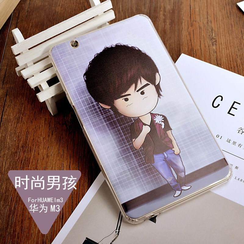 mediapad m3 silicone cover with a huge collection of images 2 Fashion boy: