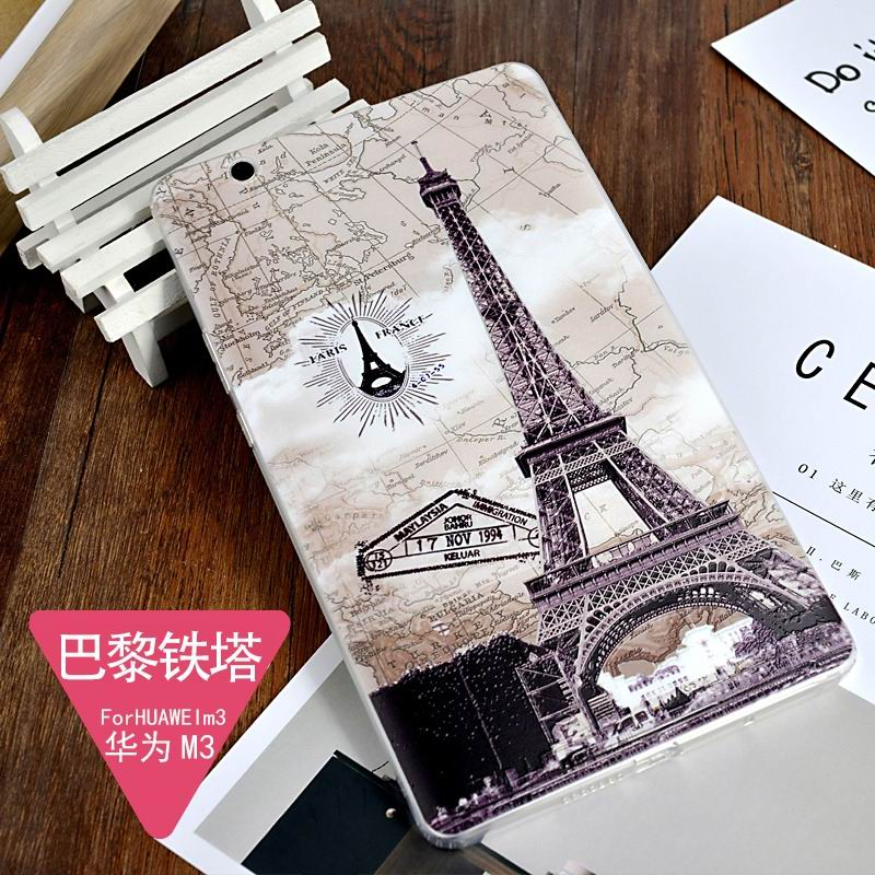 mediapad m3 silicone cover with a huge collection of images 2 The Eiffel Tower: