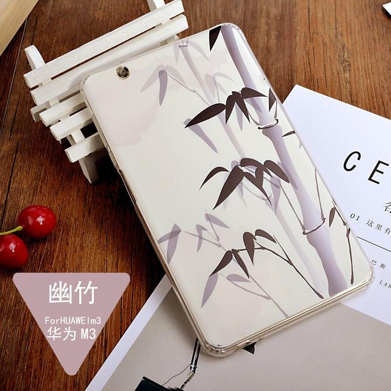 mediapad m3 silicone cover with a huge collection of images 2 Secluded bamboo: