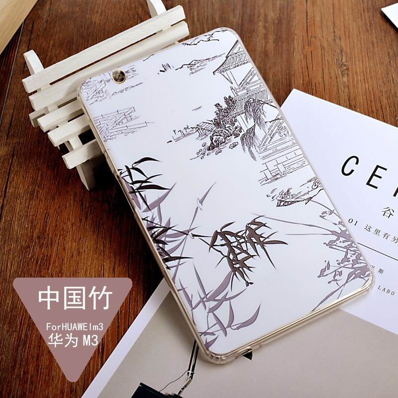 mediapad m3 silicone cover with a huge collection of images 2 Chinese bamboo: