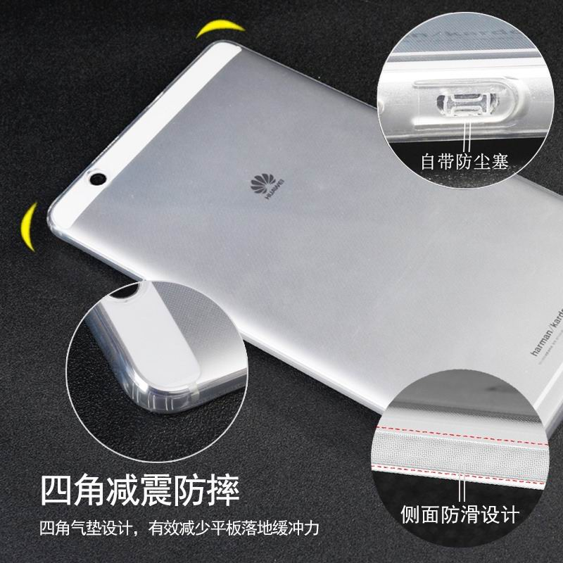 mediapad m3 silicone cover with a huge collection of images 2