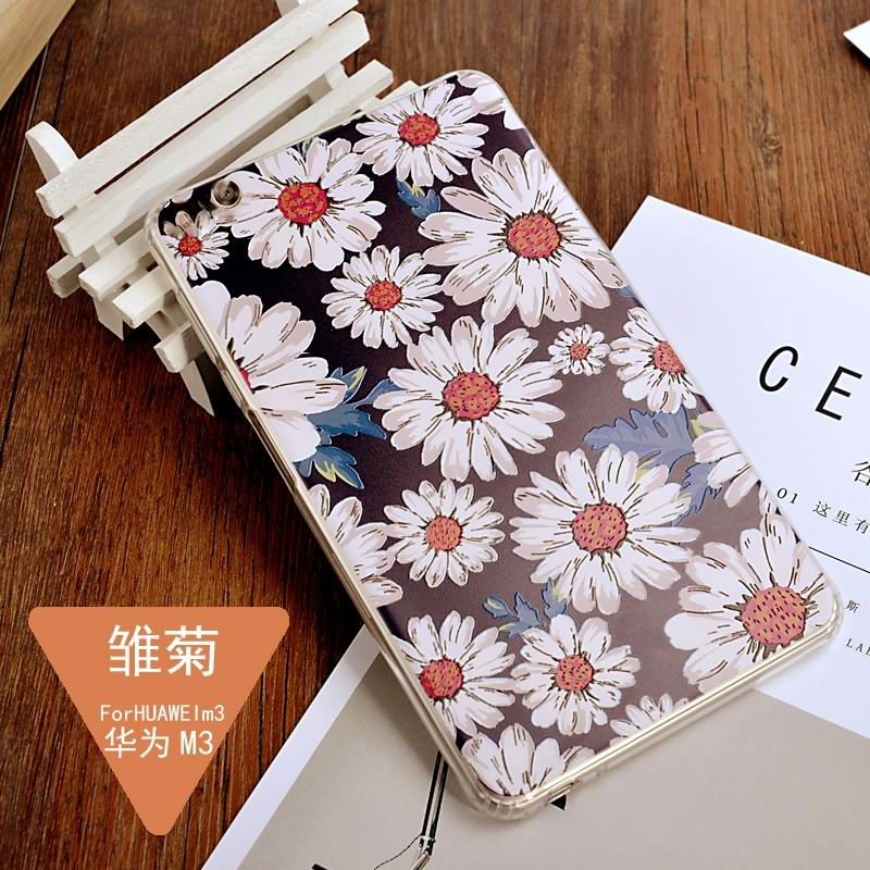 mediapad m3 silicone cover with a huge collection of images 2 Daisy: