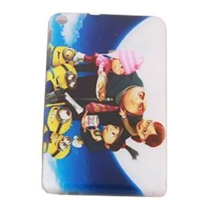 mediapad t1 70 plus silicone cover with cartoon heroes 3 Pattern 1: