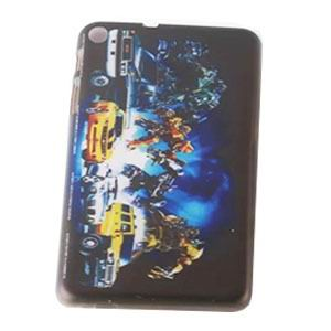 mediapad t1 70 plus silicone cover with cartoon heroes 3 Pattern 2: