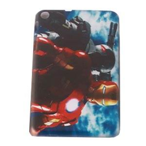 mediapad t1 70 plus silicone cover with cartoon heroes 3 Pattern 5: