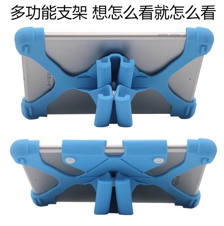 mediapad m3 silicone monochrome cover with flexible stand