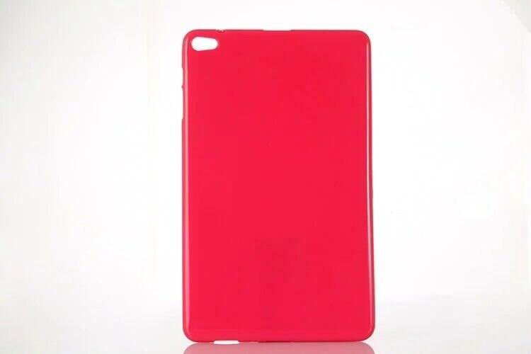 mediapad m2 10 silicone protective cover without pattern special Rose red: