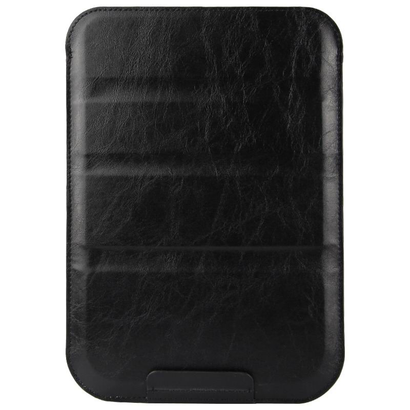 mediapad m2 10 waterproof sleeve bag of dermantine Black: