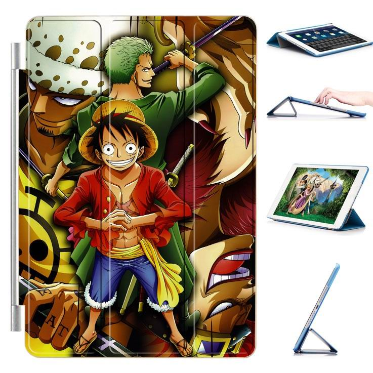 ipad air 2 case with 22 variants of cartoon pictures and with 3 stand 17: