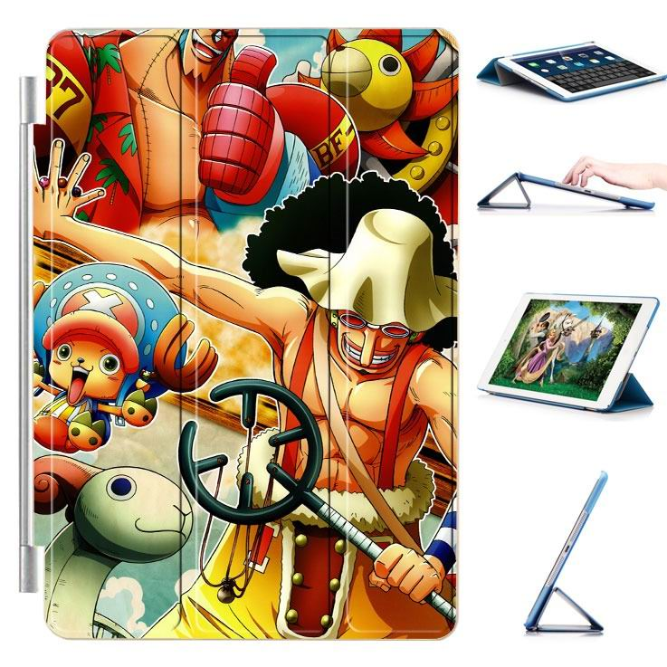 ipad air 2 case with 22 variants of cartoon pictures and with 3 stand 6: