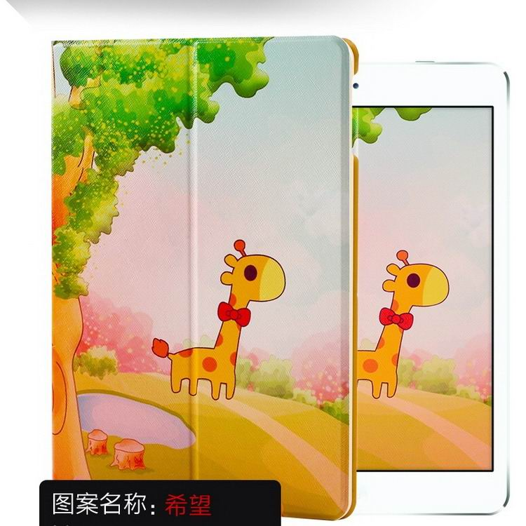 ipad air 2 case with a variety of pictures and with 2 stand Hope: