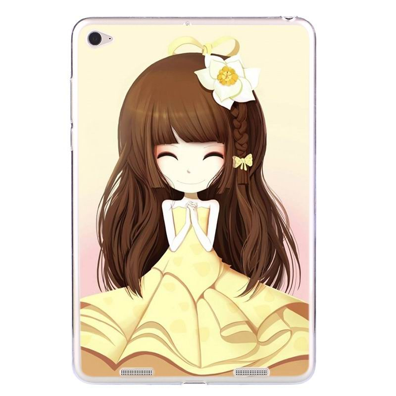 ipad air 2 silicone cover with a huge selection of pictures Narcissus girl:
