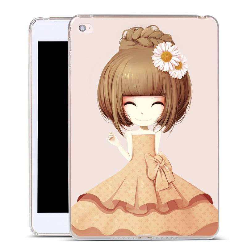 ipad air 2 silicone cover with a huge selection of pictures Daisy girl: