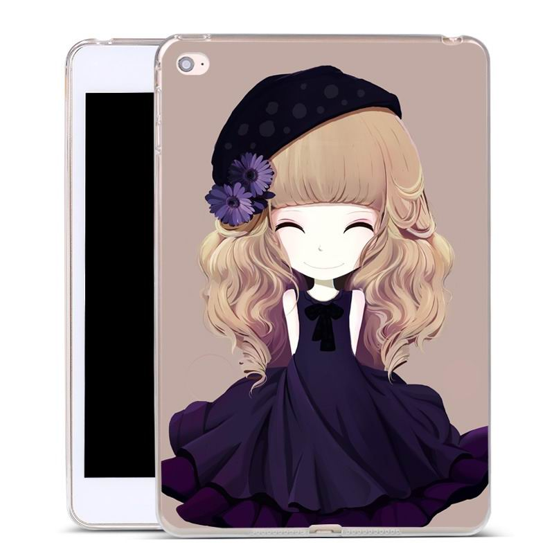ipad air 2 silicone cover with a huge selection of pictures Aster girl: