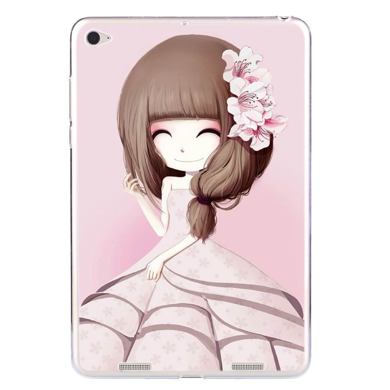 ipad air 2 silicone cover with a huge selection of pictures cuckoo girl: